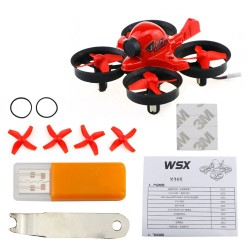 X36S Ducted - CMOS - Coreless - Racing RC Drone - BNF