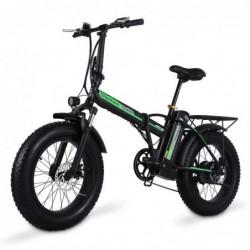 Electric E-bike - big tire - foldable - 500W4.0 - 48V lithium battery