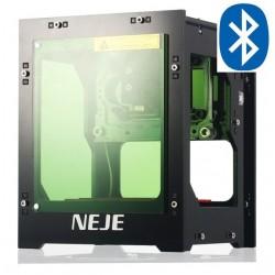 NEJE DK-8-FKZ - machine de gravure laser - 1500mW - Bluetooth - version mise à niveau