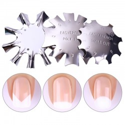 French manicure - stencil tool